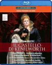 Donizetti ドニゼッティ / 歌劇『ケニルワース城のエリザベッタ』全曲 アスパ演出、フリッツァ&ドニゼッティ・オペ…