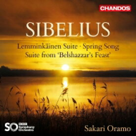 【送料無料】 Sibelius シベリウス / レンミンカイネン組曲、春の歌、『ベルシャザールの饗宴』組曲 サカリ・オラモ&BBC交響楽団(日本語解説付) 【CD】