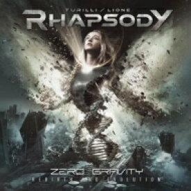 【送料無料】 Turilli / Lione Rhapsody / Zero Gravity - Rebirth And Evolution 【初回限定盤】(+Tシャツ) 【CD】