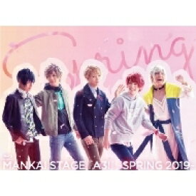 【送料無料】 MANKAI STAGE『A3!』〜SPRING 2019〜【Blu-ray】 【BLU-RAY DISC】