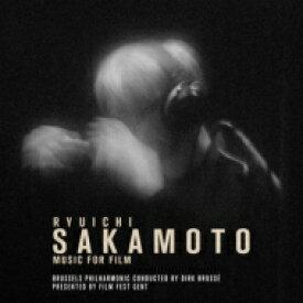 【送料無料】 坂本龍一 サカモトリュウイチ / RYUICHI SAKAMOTO - MUSIC FOR FILM   PRESENTED BY FILM FEST GENT (2枚組アナログレコード) 【LP】