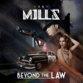 【送料無料】 Tony Mills / Beyond The Law 【CD】