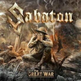 【送料無料】 Sabaton サバトン / Great War 【CD】