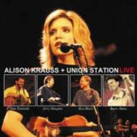 【送料無料】 Alison Krauss&Union Station アリソンクラウス&ユニオンステーション / Live 輸入盤 【CD】