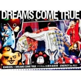 【送料無料】 DREAMS COME TRUE / ENEOS × DREAMS COME TRUEドリカム30周年前夜祭〜ENERGY for ALL〜 (Blu-ray) 【BLU-RAY DISC】