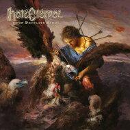 Hate Eternal ヘイトエターナル / Upon Desolate Sands (アナログレコード) 【LP】