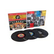 【送料無料】 Rolling Stones ローリングストーンズ / Rolling Stones Rock And Roll Circus 【輸入盤国内仕様】(3枚組アナログレコード) 【LP】