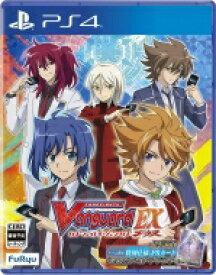 【送料無料】 Game Soft (PlayStation 4) / 【PS4】カードファイト!! ヴァンガード エクス 【GAME】