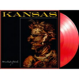 Kansas カンサス / Masque (カラーヴァイナル仕様 / 180グラム重量盤レコード / Music On Vinyl) 【LP】