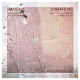 【送料無料】 Brian Eno ブラインイーノ / Apollo: Atmosphere & Soundtracks - EXTENDED EDITION (Standard 2CD) 輸入盤 【CD】