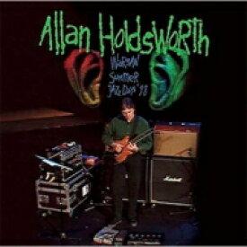 【送料無料】 Allan Holdsworth アランホールズワース / Warsaw Summer Jazz Day (+DVD) 輸入盤 【CD】