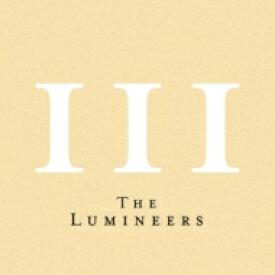 【送料無料】 Lumineers / III 輸入盤 【CD】
