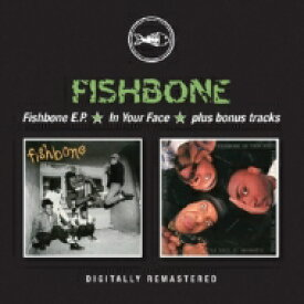 Fishbone / Fishboneep / In Your Face Plus (Bonus Tracks) 輸入盤 【CD】
