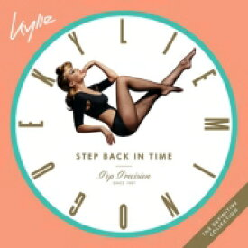 Kylie Minogue カイリーミノーグ / Step Back In Time: The Definitive Collection (ミントグリーンヴァイナル仕様 / 2枚組アナログレコード) 【LP】