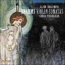 【送料無料】 Brahms ブラームス / ブラームス:ヴァイオリン・ソナタ第1番、第2番、第3番、クララ・シューマン:アン…