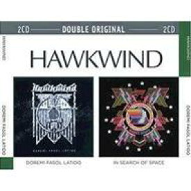 【送料無料】 Hawkwind ホークウィンド / Double Original Series - Doremi Fasol / In Search Of 輸入盤 【CD】