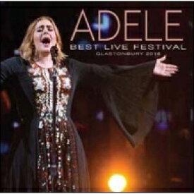 Adele アデル / Best Live Festival Glastonbury 【LP】