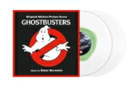 【送料無料】 ゴーストバスターズ / ゴーストバスターズ Ghostbusters (クリア・ヴァイナル仕様 / 2枚組アナログレコード) 【LP】