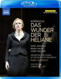 Korngold コルンゴルト / 『ヘリアーネの奇跡』全曲 ロイ演出、マルク・アルブレヒト&ベルリン・ドイツ・オペラ、ヤクビアク、ジャッジ、他(2018 ステレオ)(日本語字幕付) 【BLU-RAY DISC】
