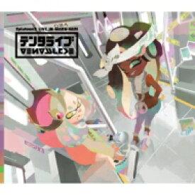 【送料無料】 テンタクルズ / SPLATOON2 LIVE IN MAKUHARI -テンタライブ- 【初回生産限定盤】(+Blu-ray)  【CD】