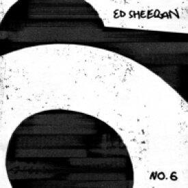 Ed Sheeran エドシーラン / No.6 Collaborations Project 【CD】