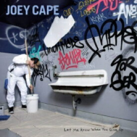 Joey Cape (Lagwagon) / Let Me Know When You Give Up 輸入盤 【CD】