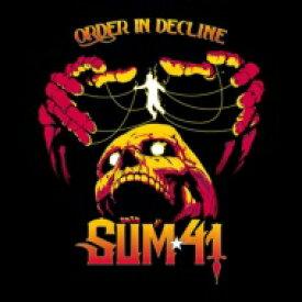 Sum41 サムフォーティーワン / Order In Decline 輸入盤 【CD】