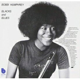 Bobbi Humphrey ボビーハンフリー / Blacks And Blues (180グラム重量盤アナログレコード / BLUE NOTE BLUE GROOVES LP ) 【LP】