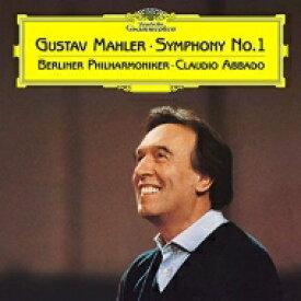 Mahler マーラー / 交響曲第1番『巨人』 アバド&ベルリン・フィル (アナログレコード) 【LP】