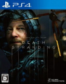 【送料無料】 Game Soft (PlayStation 4) / DEATH STRANDING 通常版 【GAME】
