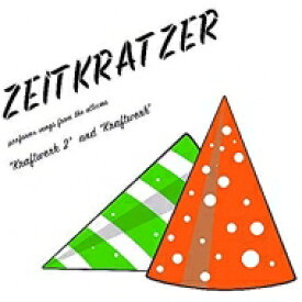 Zeitkratzer / Performs Songs From Albums Kraftwerk 2 & Kraftwerk 【LP】
