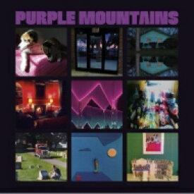 【送料無料】 Purple Mountains / Purple Mountains 輸入盤 【CD】