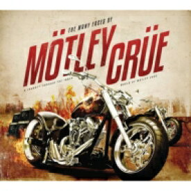 Motley Crue モトリークルー / Many Faces Of Motley Crue (3CD) 輸入盤 【CD】
