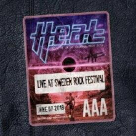 【送料無料】 H.E.A.T ヒート / Live At Sweden Rock Festival (+brd) 輸入盤 【CD】