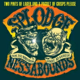 【送料無料】 Splodgenessabounds / Two Pints Of Lager 輸入盤 【CD】