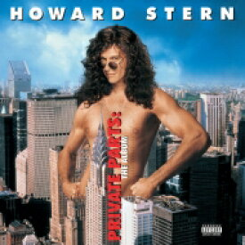Howard Stern / Private Parts: The Album 【LP】