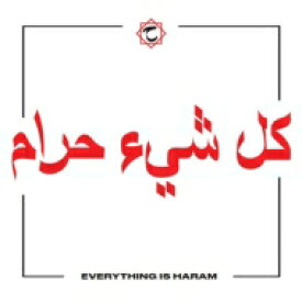Haram / Everything Is Haram 【CD】