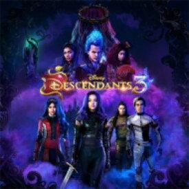 ディセンダント / Descendants 3: Original Tv Movie Soundtrack 輸入盤 【CD】