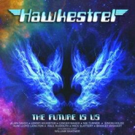 【送料無料】 Hawkestrel / Future Is Us (Blue) 【LP】