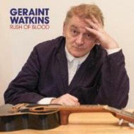 【送料無料】 Geraint Watkins / Rush Of Blood 輸入盤 【CD】