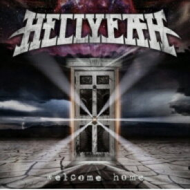 Hellyeah ヘルイェー / Welcome Home 【LP】