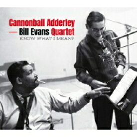 Cannonball Adderley キャノンボールアダレイ / Know What I Mean? 輸入盤 【CD】