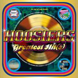 【送料無料】 Hoosiers フージアーズ / Hoosiers Greatest Hit(S) 輸入盤 【CD】