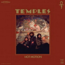 Temples / Hot Motion 輸入盤 【CD】