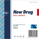 【送料無料】 AKLO x NORIKIYO / New Drug 【CD】