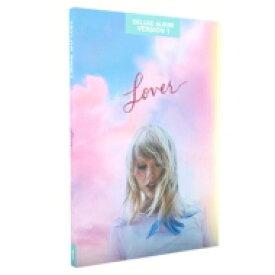 【送料無料】 Taylor Swift テイラースウィフト / Lover (Deluxe Album Version 1) 輸入盤 【CD】