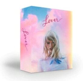 【送料無料】 Taylor Swift テイラースウィフト / Lover (Deluxe CD Boxset)【完全限定生産】 輸入盤 【CD】
