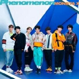 【送料無料】 MONSTA X / Phenomenon 【通常盤】<初回プレス限定>(+トレーディングカード) 【CD】