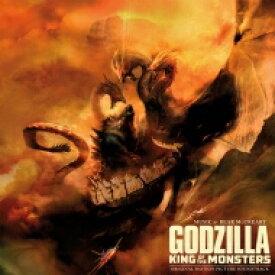 【送料無料】 ゴジラ キング・オブ・モンスターズ / ゴジラ キング・オブ・モンスターズ Godzilla: King Of The Monsters オリジナルサウンドトラック (2枚組 / 180グラム重量盤レコード / Waxwork) 【LP】