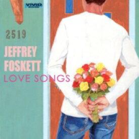 【送料無料】 Jeffrey Foskett / Love Songs 【CD】
